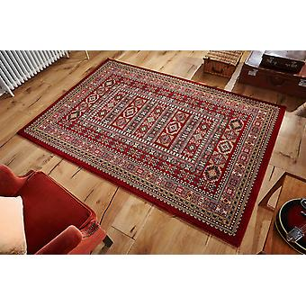 Royal Classic  191R Shades of maroon, orange and &nbs Rectangle Rugs Traditional Rugs