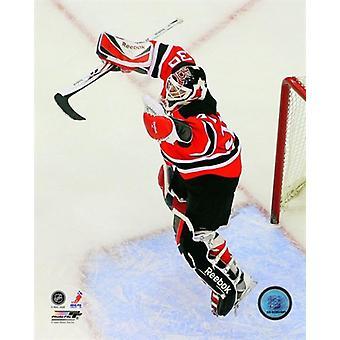 Martin Brodeur Winningest doelman in de NHL geschiedenis met 552 wint Photo Print