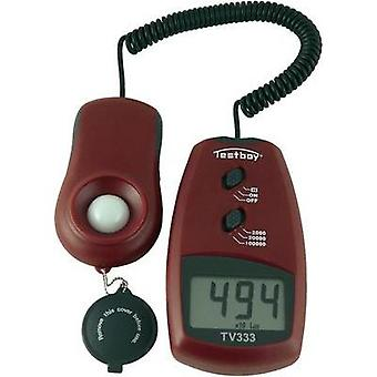 Testboy Testboy Lux-Meter, illumination measuring device, Brightness meter,