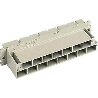 Harting 09 06 215 2871 Female Connector - Type H