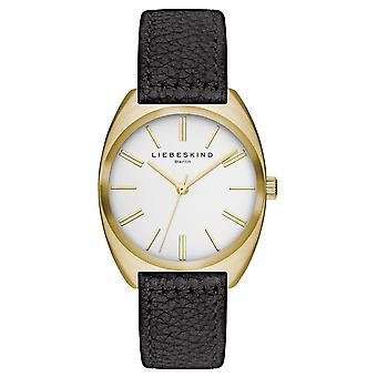 LIEBESKIND BERLIN ladies watch wristwatch leather LT-0020-LQ