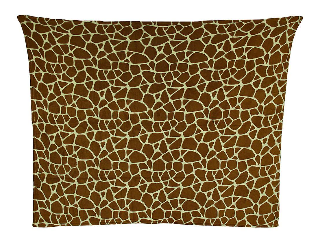 Earth Ragz In Fleece 50 X Animal Throw Blanket Print Coral Plush 60 dexBorWC