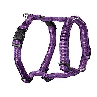 Aprovechar la energía Hunter agarre rápido de Vario Nylon violeta 10 mm X 30-40 cm
