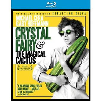 Crystal Fairy [BLU-RAY] USA import