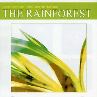 Naturlyde - regnskoven [CD] USA importerer