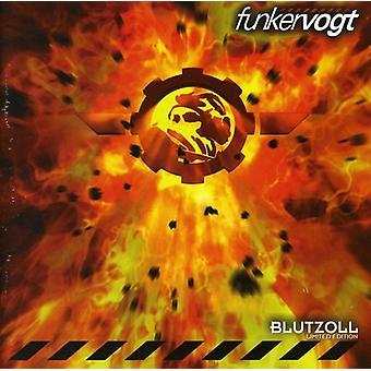 Funker Vogt - Blutzoll [CD] USA importeren