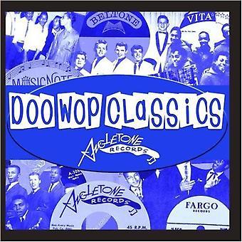 Doo-Wop Classics (Angle Tone Records) - Vol. 3-Doo-Wop Classics (Angle Tone Records) [CD] USA import