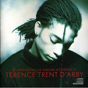 Terence Trent D'Arby - at indføre benhård Accor [CD] USA Importer