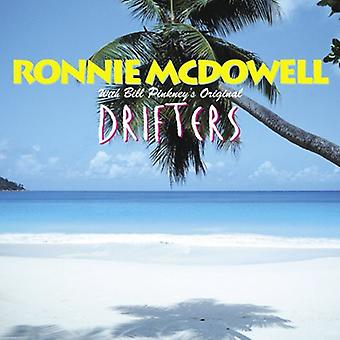 Ronnie McDowell - med Bill Pinkey's Original Drifters [CD] USA import