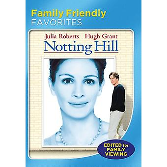 Notting Hill (Family Friendly Version) [DVD] USA import