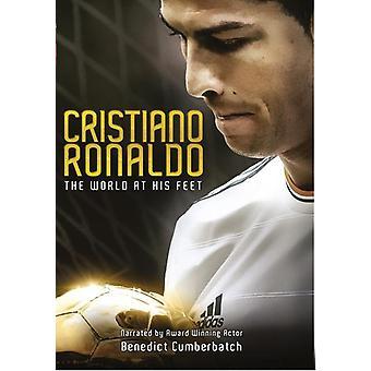 Cristiano Ronaldo: Verden på hans fødder [DVD] USA importerer
