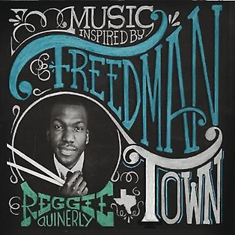 Reggie Quinerly - Music Inspired by Freedmantown [CD] USA import