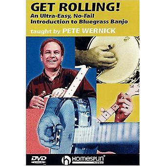 Ottenere importazione USA Rolling [DVD]