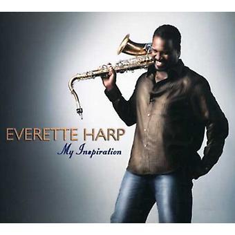 Everette Harp - My Inspiration [CD] USA import