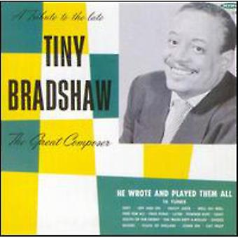 Tiny Bradshaw - Great Composer [CD] USA import