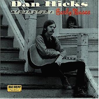 Dan Hicks - tidlig muser [CD] USA importerer