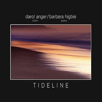 Vrede, Darol / Higbie, Barbara - Tideline [CD] USA import