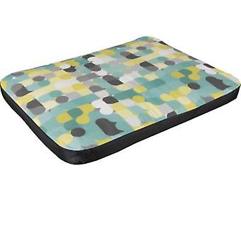 Arppe Geometric Rectangular Mat (Dogs , Bedding , Matresses and Cushions)