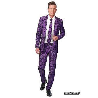 Pimp Tiger pimp suit Suitmeister slimline economy 3-piece set
