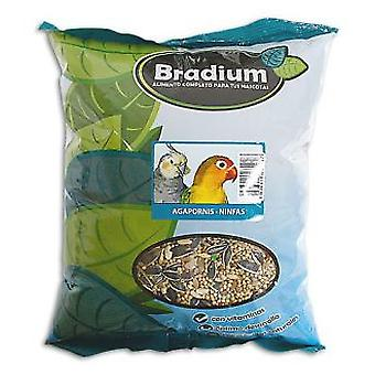 Bradium Lovebird Mixture 25Kg Bulk Bradium And Nymphs (Birds , Bird Food)