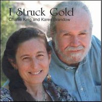 King/Brandow - jeg slog guld [CD] USA import