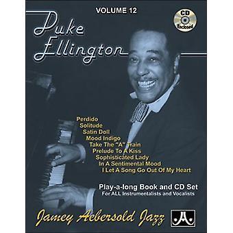 Musik af Duke Ellington - musik af Duke Ellington [CD] USA importerer