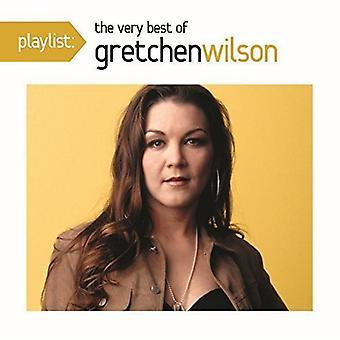 Gretchen Wilson - Playlist: Importazione The molto migliori di Gretchen Wilson [CD] Stati Uniti d'America