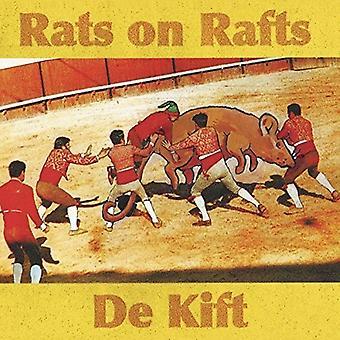Rotter på tømmerflåder - De Kift [CD] USA import