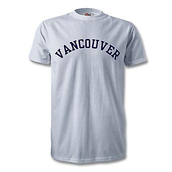 Vancouver College Style Kids T-Shirt