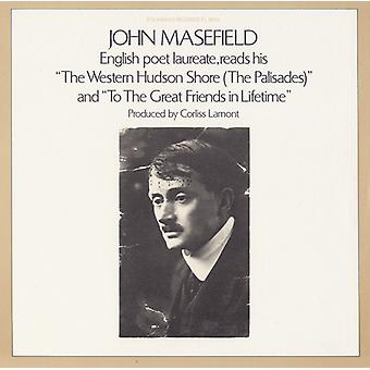 John Masefield - John Masefield Reads His Poetry [CD] USA import