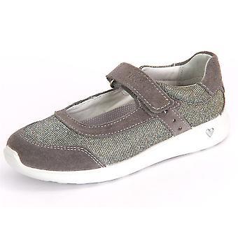Ricosta Heidi Graphit Himmel Velour Wonderful 5821100141   infants shoes