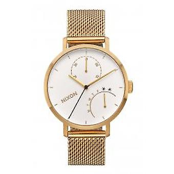 Nixon The Clutch All Gold / White (A1166-504)