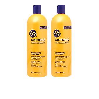 Motions Neutralizing Shampoo 16 oz. (2-Pack)