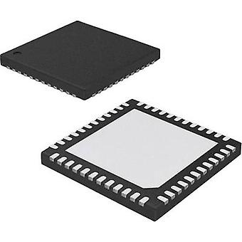 Embedded microcontroller ATUC64D4-Z1UT QFN 48 (7x7) Microchip Technology 32-Bit 48 MHz I/O number 35
