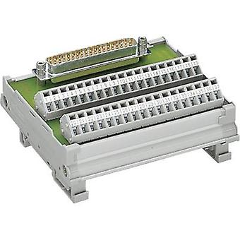 WAGO 289-548 D-SUB Header Interface Module 0.08 - 2.5 mm²