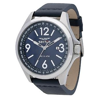 Sector watches mens watch 180 contemporary R3251180017