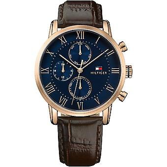 Tommy Hilfiger mens watch sophisticated sports 1791399