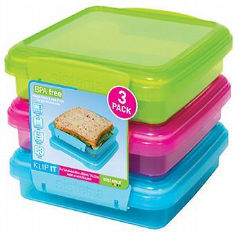Sistema Sandwich Box 18016470