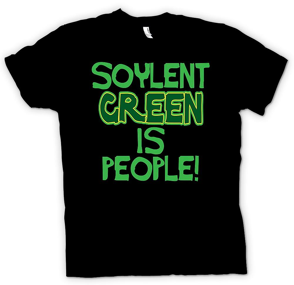 Kinder T-shirt - Soylent Green ist People - lustig