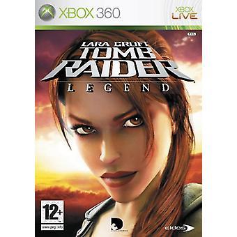 Lara Croft Tomb Raider Legend (Xbox 360)