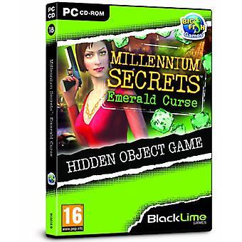 Millennium Secrets Emerald Curse (Pc CD) - Usine scellée