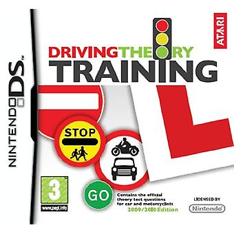 Driving Theory Training 2009-2010 Edition (Nintendo DS) - Factory Sealed