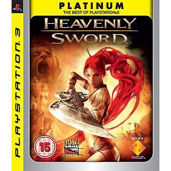 Heavenly Sword - Platinum (PS3)
