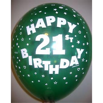 Balloner 21 fødselsdagen - 25