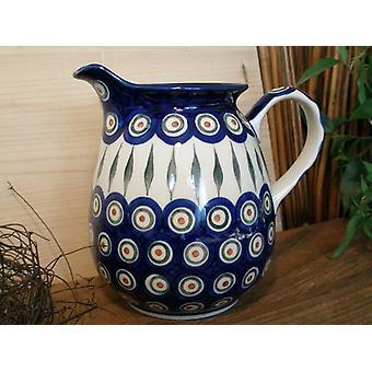 Krug, 500 ml, Höhe 11 cm, Tradition 10 polacco ceramica - BSN 7334