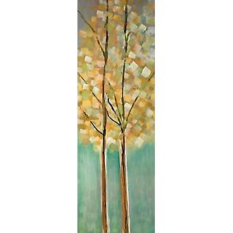Shandelee Woods I Poster Print by Susan Jill (12 x 36)