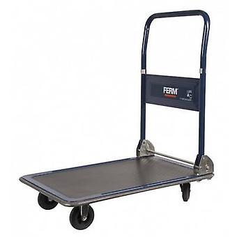 Carrello pianale pieghevole acciaio portata (max.): 150 kg