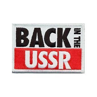 Beatles zurück In die UdSSR-Tuch-Patch