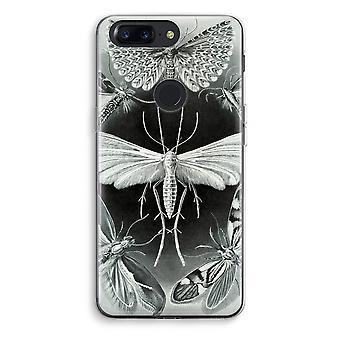 OnePlus 5T Transparent Case (Soft) - Haeckel Tineida