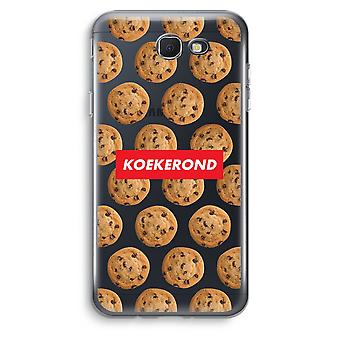 Samsung Galaxy J5 Prime (2017) Transparent Case (Soft) - Koekerond